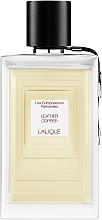 Parfumuri și produse cosmetice Lalique Leather Copper - Apă de parfum