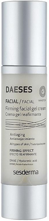 Cremă-gel de față pentru fermitate - SesDerma Laboratories Daeses Face Firming Cream Gel — Imagine N2