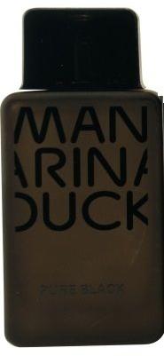 Mandarina Duck Pure Black - Apă de toaletă (tester cu capac) — Imagine N2