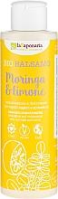 "Parfumuri și produse cosmetice Balsam pentru păr ""Moringa și lămâie"" - La Saponaria Bio Balsamo Moringa & Limone"