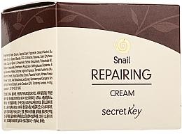 Parfumuri și produse cosmetice Cremă de față - Secret Key Snail + EGF Repairing Cream