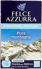 Parfumuri și produse cosmetice Difuzor aromatic, electric - Felce Azzurra Pure Montain (rezervă)