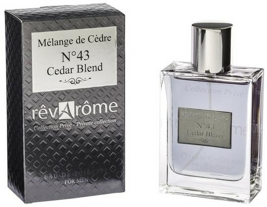 Revarome Private Collection No.43 Cedar Blend - Apă de toaletă