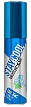 Parfumuri și produse cosmetice Spray pentru cavitatea bucală, cu aromă de mentă - Stay Cool Breath Fresheners Cool Mint