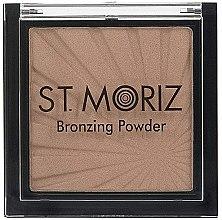 Parfumuri și produse cosmetice Bronzer pentru față - St. Moriz Bronzing Powder (9 g)