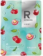 """Parfumuri și produse cosmetice Mască de țesut """"Netezirea cu cireșe"""" - Frudia My Orchard Squeeze Mask Cherry"""