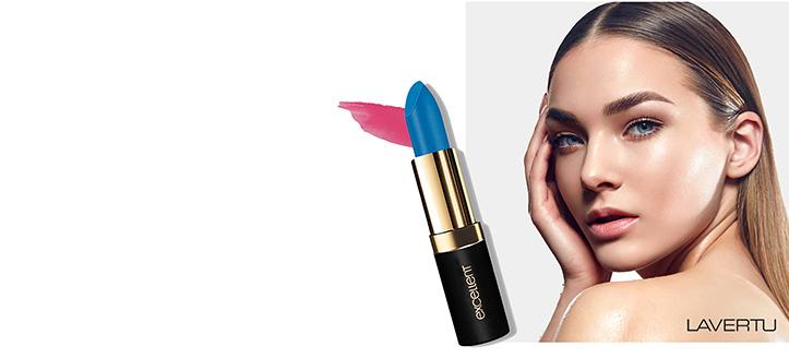 La achiziționarea produselor Lavertu Cosmetics, primești cadou un ruj