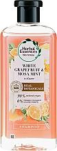 Parfumuri și produse cosmetice Șampon pentru volumul părului - Herbal Essences White Grapefruit & Mosa Mint Shampoo
