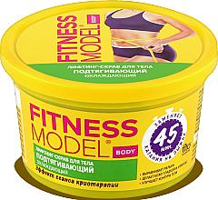 Parfumuri și produse cosmetice Scrub cu efect de lifting pentru corp - FitoKosmetik Fitness Model