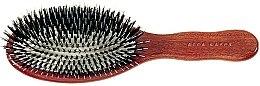Parfumuri și produse cosmetice Perie de păr - Acca Kappa Pneumatic (22 cm, semicircular)