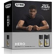 STR8 Hero - Set (deo/85ml + sh/gel/150ml) — Imagine N1