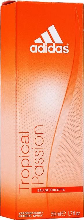 Adidas Tropical Passion - Apă de toaletă — Imagine N2