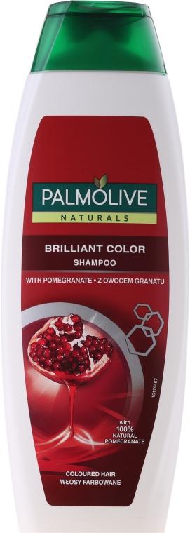 Șampon - Palmolive Naturals Brilliant Colour Shampoo