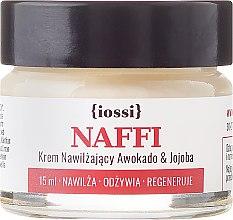 """Parfumuri și produse cosmetice Cremă hidratantă """"Avocado și Jojoba"""" - Iossi NAFFI Cream (Mini)"""