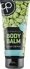 Parfumuri și produse cosmetice Balsam cu extract de cafea verde pentru corp - Cosmepick Body Balm Green Coffee