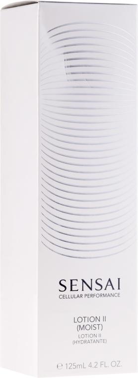 Loțiune pentru față - Kanebo Sensai Cellular Performance Lotion II — Imagine N4