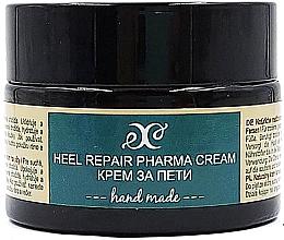 Parfumuri și produse cosmetice Cremă pentru picioare - Hristina Cosmetics Handmade Heel Reapir Pharma Cream