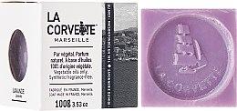 """Parfumuri și produse cosmetice Săpun """"Lavandă"""", în cutie - La Corvette Cube Parfume de Provence Lavender"""