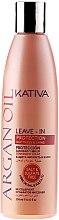 Parfumuri și produse cosmetice Concentrat revitalizant pentru păr cu ulei de argan - Kativa Argan Oil