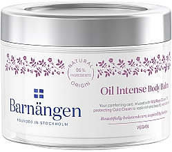 Parfumuri și produse cosmetice Balsam de corp - Barnangen Oil Intense Body Balm
