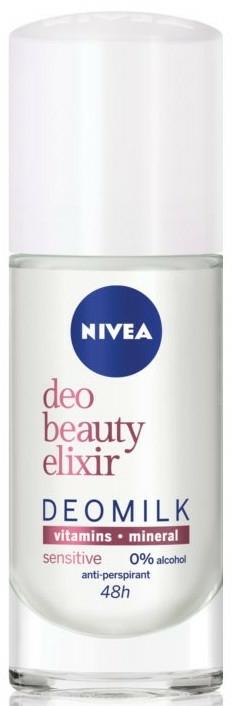 "Antiperspirant ""Beauty Elixir"" - Nivea Mild — Imagine N1"
