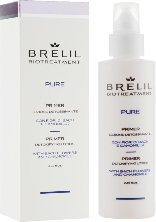 Loțiune pentru păr - Brelil Bio Traitement Pure Primer — Imagine N1