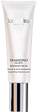 Cremă hidratantă iluminatoare - Natura Bisse Diamond White Brilliant Cream  — Imagine N1