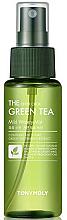 Parfumuri și produse cosmetice Spray- mist cu extract de ceai verde pentru față - Tony Moly The Chok Chok Green Tea Mild Watery Mist