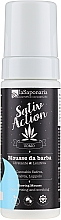Parfumuri și produse cosmetice Spumă de ras - La Saponaria Sativ Action Shaving Mousse