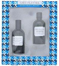 Parfumuri și produse cosmetice Geoffrey Beene Grey Flannel - Set (edt/120ml + a/sh/b/120ml)