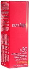 Parfumuri și produse cosmetice Lăptișor hidratant pentru corp, SPF30 - Decleor Aroma Sun Expert Protective Hydrating Milk SPF30