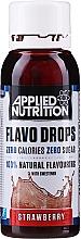 """Parfumuri și produse cosmetice Arome alimentare naturale """"Căpșună"""" - Applied Nutrition Flavo Drops Strawberry"""