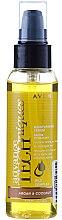 Parfumuri și produse cosmetice Elixir regenerant cu ulei de argan și cocos pentru păr - Avon Advance Techniques Moisturising Serum