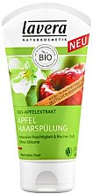 Parfumuri și produse cosmetice Balsam cu extract de măr (bio) pentru păr - Lavera Apfel Conditioner
