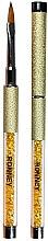 Parfumuri și produse cosmetice Pensulă pentru designul unghiilor, RN 00455 - Ronney Professional Sculp Brush