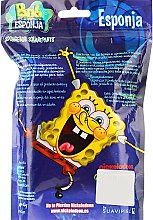 "Burete de baie ""SpongeBob"", SpongeBob cu ochelari - Suavipiel Sponge Bob Bath Sponge — Imagine N4"