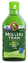 """Parfumuri și produse cosmetice Supliment alimentar cu aromă de mere """"Omega 3 + D3"""" - Mollers"""