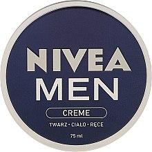 Parfumuri și produse cosmetice Cremă universală pentru bărbați - Nivea Men Creme