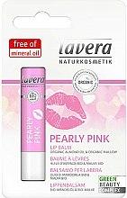 Parfumuri și produse cosmetice Balsam de buze - Lavera Pearly Pink Lip Balm