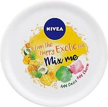 Parfumuri și produse cosmetice Cremă de față - Nivea Soft Mix Me Krem