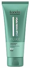 Parfumuri și produse cosmetice Mască din ingrediente naturale pentru păr - Londa Professional P.U.R.E Mask