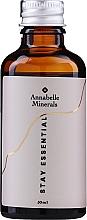 Parfumuri și produse cosmetice Ulei natural de față - Annabelle Minerals Stay Essential Oil