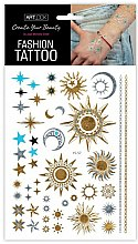 """Parfumuri și produse cosmetice Tattoo """"Stele"""" - Art Look"""