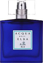 Parfumuri și produse cosmetice Acqua Dell Elba Blu - Apă de toaletă