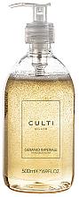 Parfumuri și produse cosmetice Culti Geranio Imperiale - Săpun parfumat pentru mâini și corp