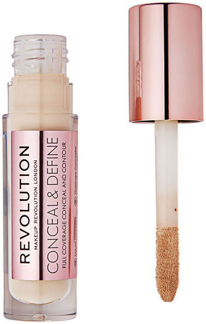 Concealer de față - Makeup Revolution Conceal and Define Concealer