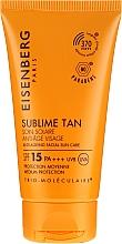 Parfumuri și produse cosmetice Cremă de față SPF 15 - Jose Eisenberg Anti-Ageing Facial Sun Care SPF 15