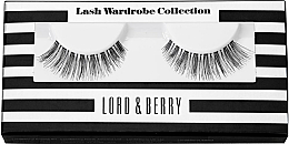 Parfumuri și produse cosmetice Gene false, naturale El 1 - Lord & Berry Lash Wardrobe Collection