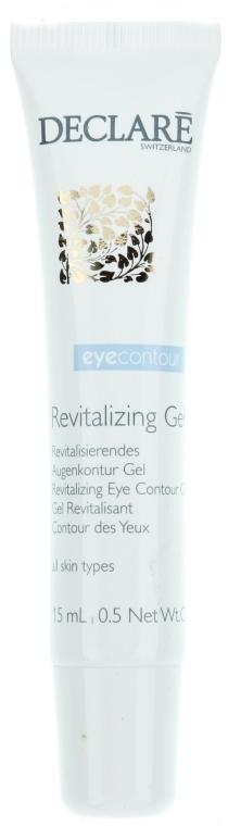 Gel pentru pleoape - Declare Revitalising Eye Contour Gel — Imagine N2