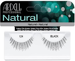 Parfumuri și produse cosmetice Extensii gene - Ardell Natural Lashes 124 Black
